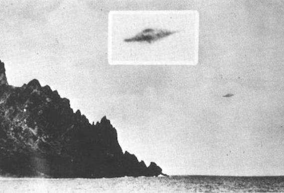 The Mysterious UFO Encounter Of Trinidad Island With Authentic Photographs