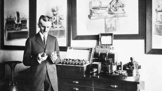Nikola Tesla Predictions