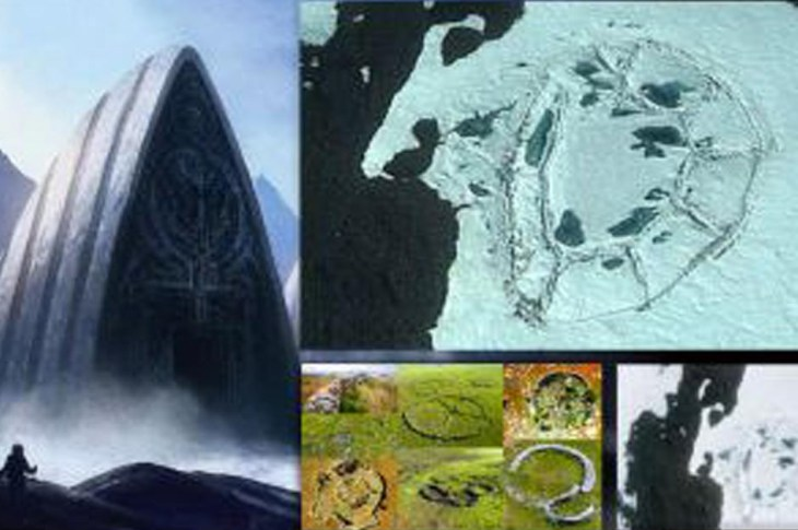 A Mysterious Dome Structure In Antarctica- Is it Evidence Of A Lost Civilization?