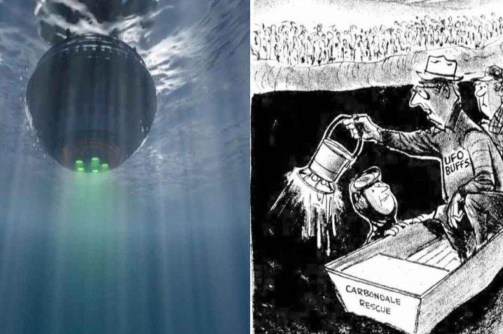 UFO Crash In Pennsylvania Featured