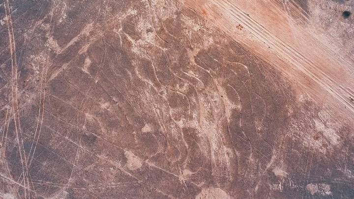 Ancient Largest Human Made Designs Found In India
