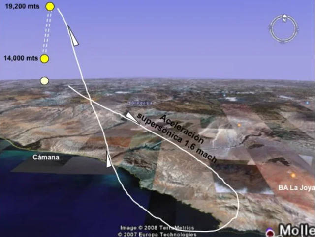 Oscar Santa María Huerta: Pilot Who Shot An Independence Day-style UFO