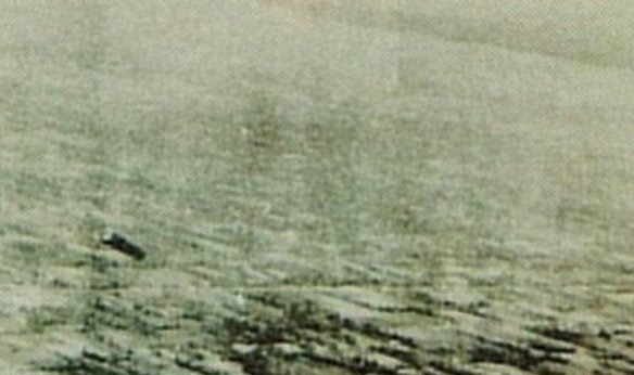 Authentic Image Of A UFO Captured Over Italy in 1979 By Giancarlo Cecconi