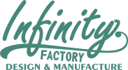 Infinity Factory Logo Rev 3