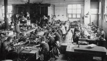 labour intensive production line