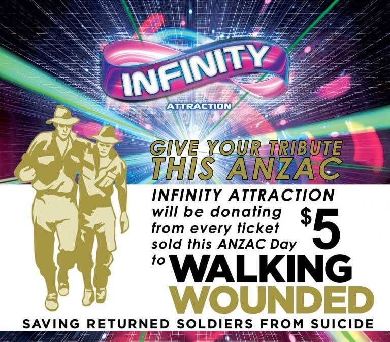 Donate this Anzac Day 2016