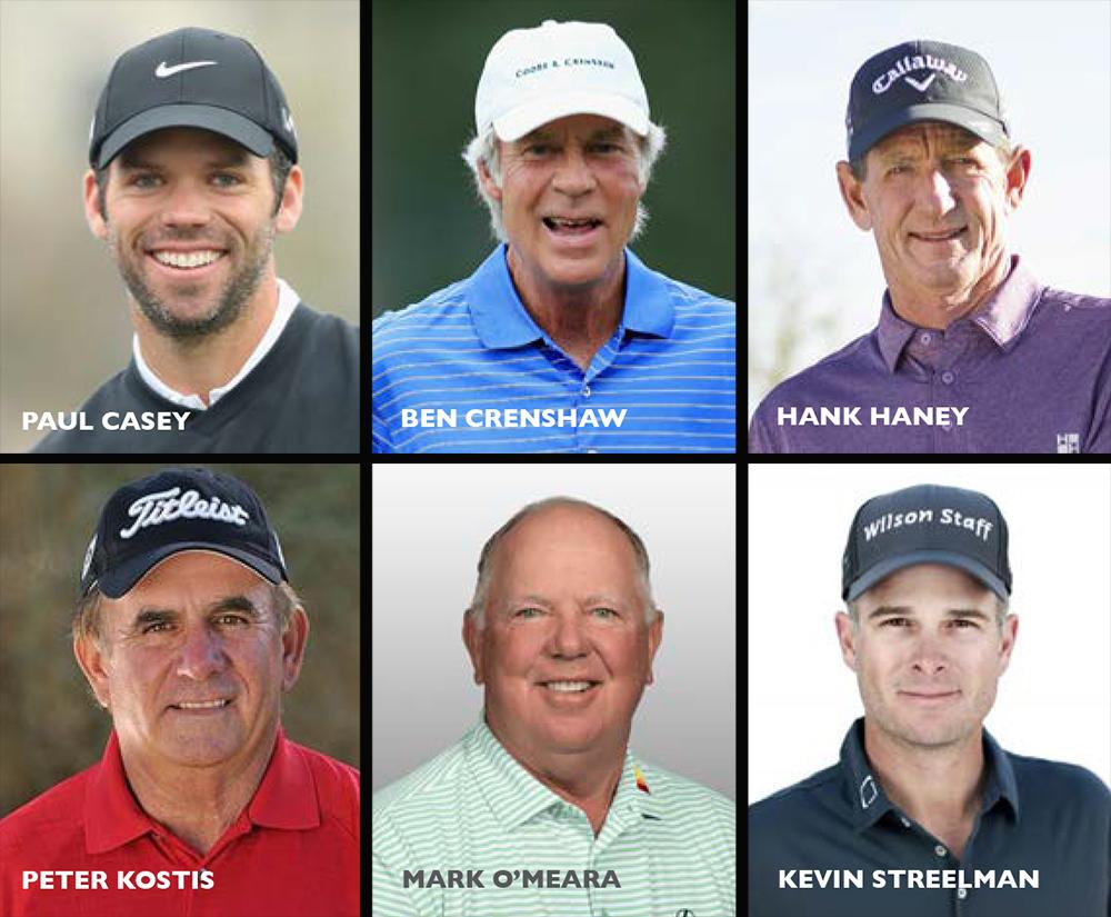 pro golfers endorse celebrity greens custom putting green designs