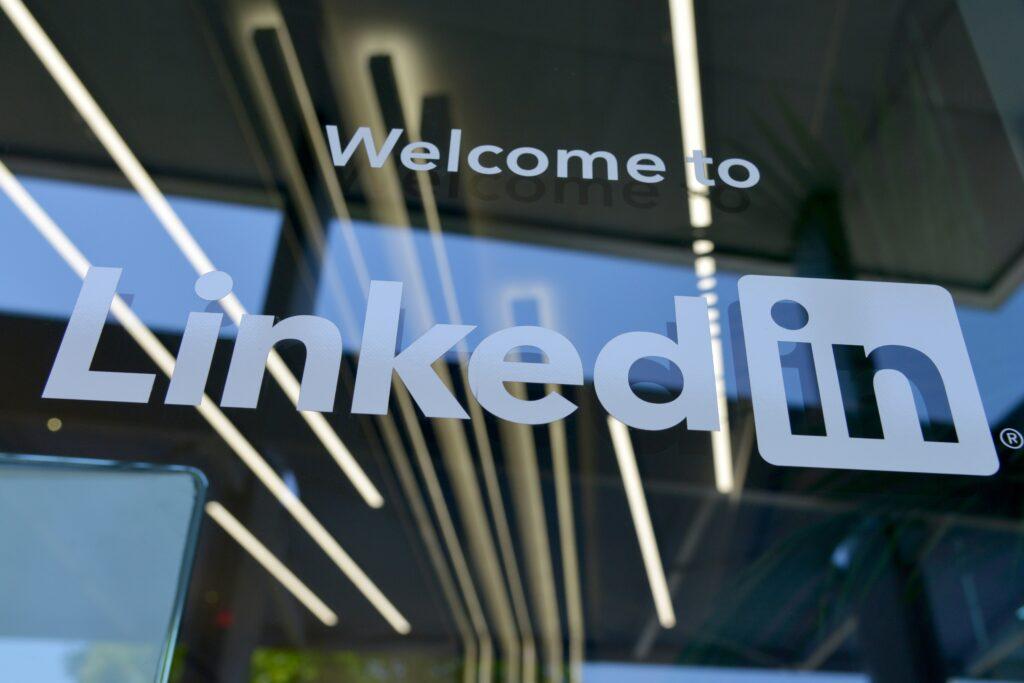 Προφίλ στο LinkedIn