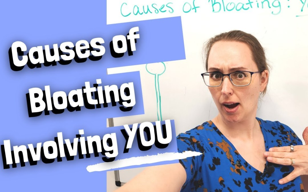 Causes of Bloating Involving You
