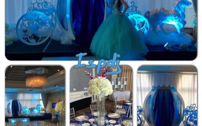Cinderella Quince Stage