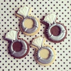 Sugar Shimmer Rings