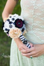 Handmade Fabric bouquet by IWE