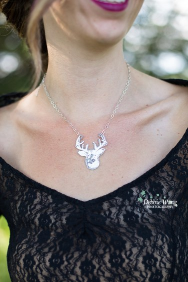 "Necklace designed by ""The Wild Life"""