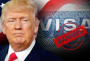 The US makes the particular case to visa boycott; H-1B holders can enter the US on this condition.