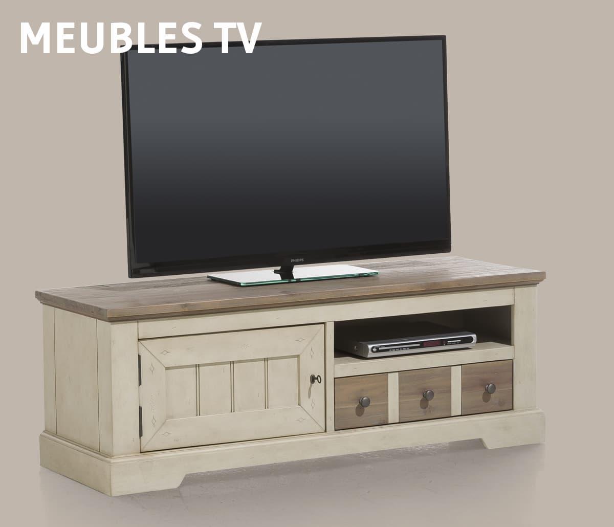meuble tv pour accueillir votre