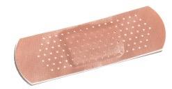 Plastic Adhesive Strips