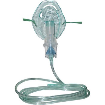 Adult Nebulizer Mask
