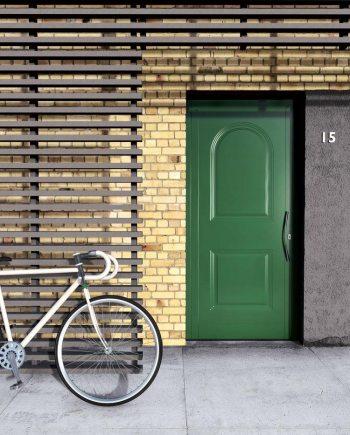 porta-blindata-alluminio-verde