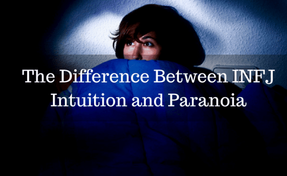 The Difference Between Intuition and Paranoia