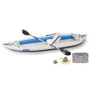 Sea Eagle 385 FastTrack Deluxe Solo Inflatable Kayak
