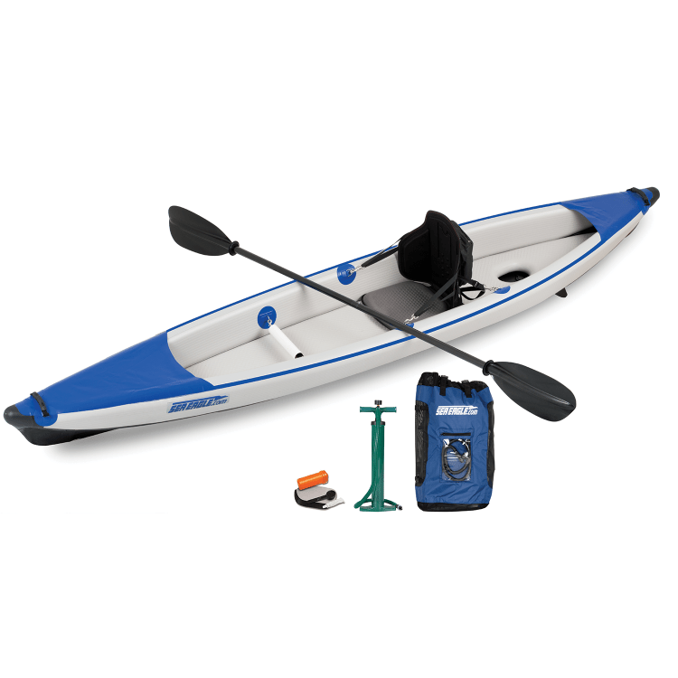 Sea Eagle 393rl Razorlite Pro Carbon Inflatable Kayak