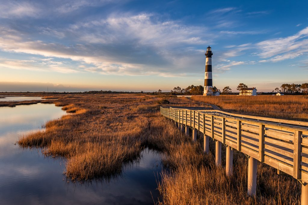 Best Fishing Spots in the United States: North Carolina Outer Banks