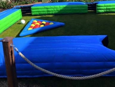 Foot- pool, made in ireland, giant pool table, snookball, giant games (21)