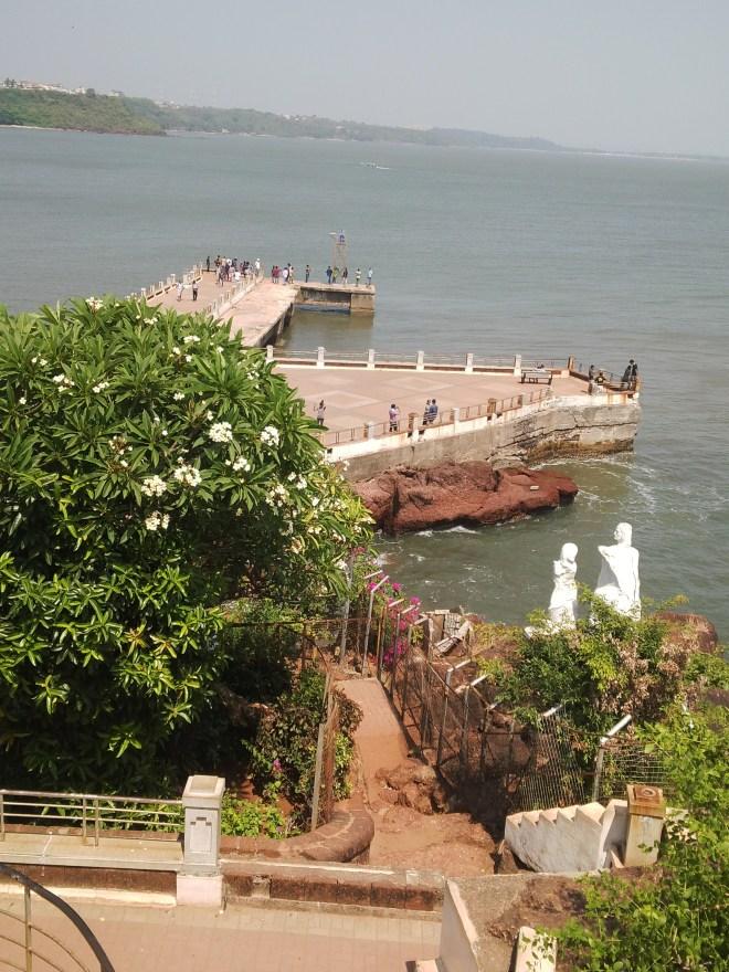 Dona Paula Jetty, Goa
