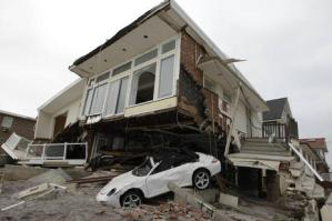 The Economics of Disasters Like Hurricane Sandy