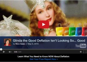 """Glinda the Good"" Deflation Isn't Looking So… Good"