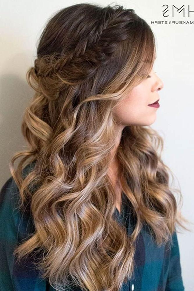 Image Result For Id Hairstyles For Long Hair Prom