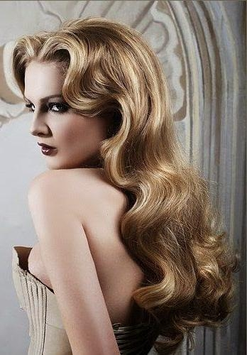 15 Best of Vintage  Haircuts For Long  Hair