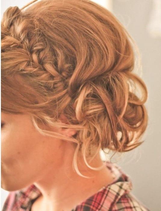 Image Result For Best Short Prom Hair Ideas On Pinterest Short Hair