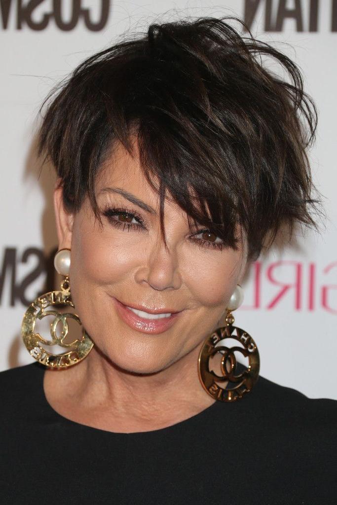 Kris Kardashian Haircut Instructions