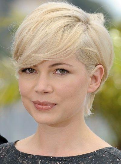 Short Haircuts Pear Shaped Faces