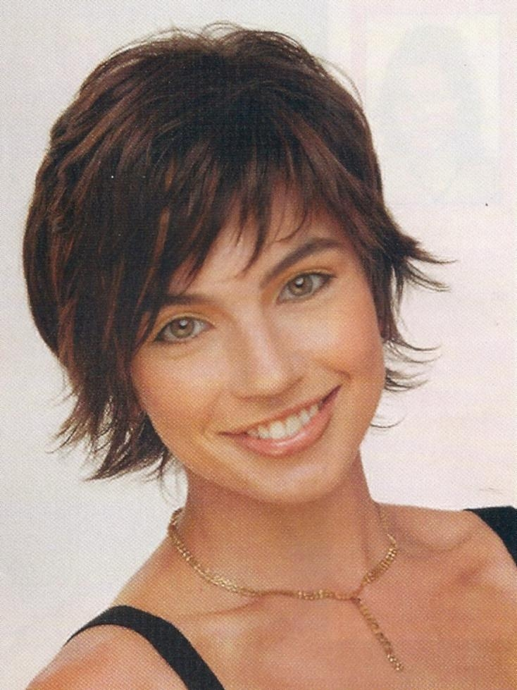 20 Photo Of Cute Choppy Shaggy Short Haircuts
