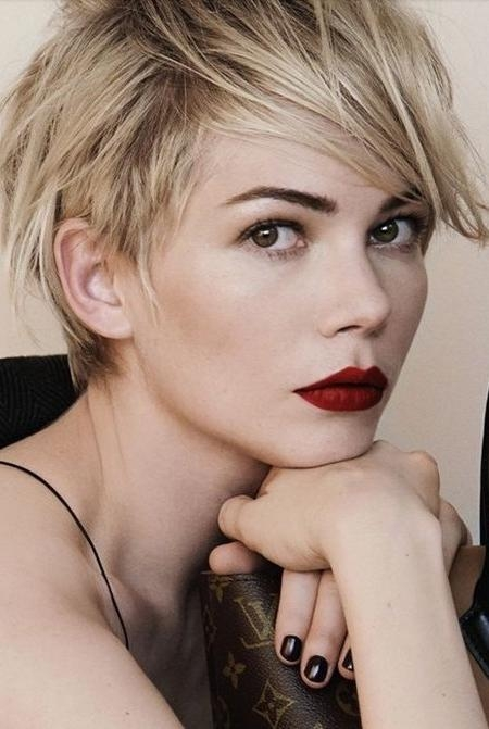20 Best Collection Of Medium Pixie Haircuts