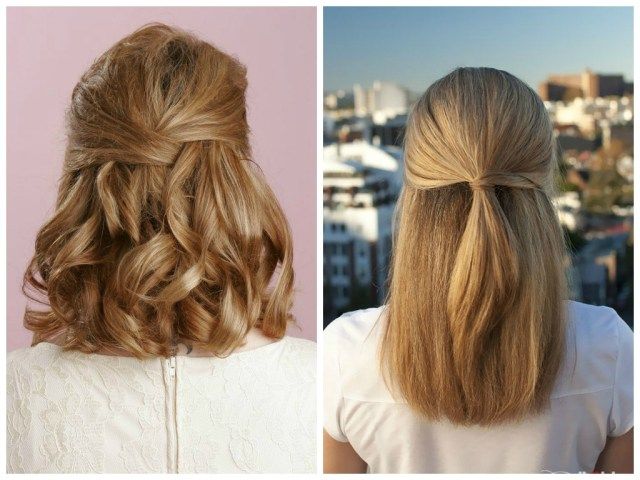photo gallery of easy wedding hairstyles for shoulder length