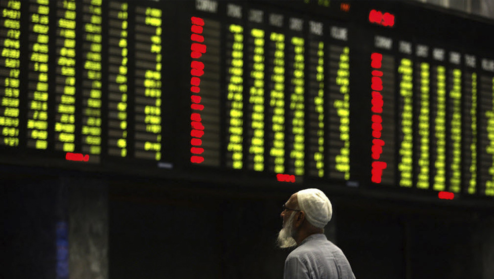 Profit booking drives down KSE-100 by 750 points