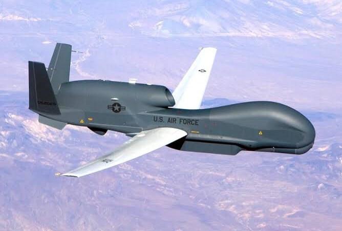 Iran's Revolutionary Guard shoots down a US drone