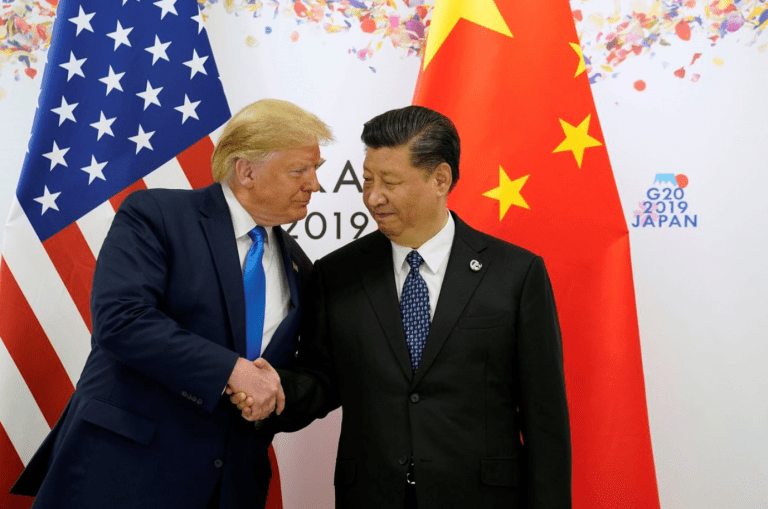 Trump allows Huwaei to do business after talks with Chinese President