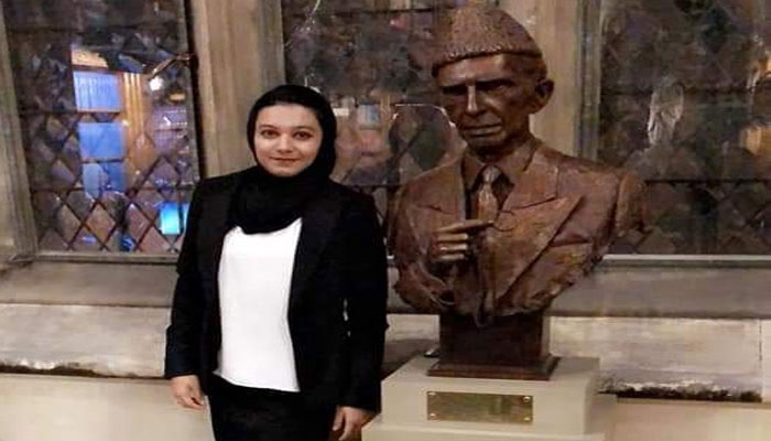Khadija Siddiqi, stabbed 23 times, becomes a Barrister