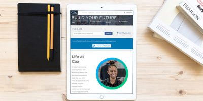 How InFlight Powered a New Consumer-Grade Career Site for Cox Enterprises in Partnership with SmashFly