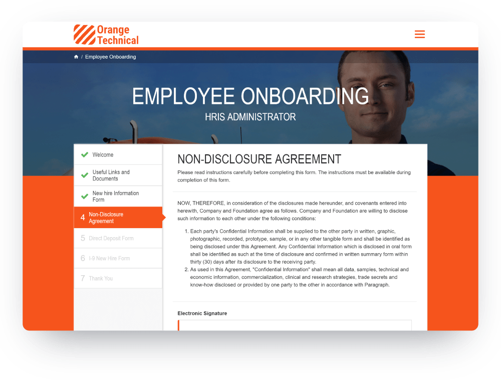 Step 4 Onboarding Screen