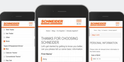 Schneider National Case Study