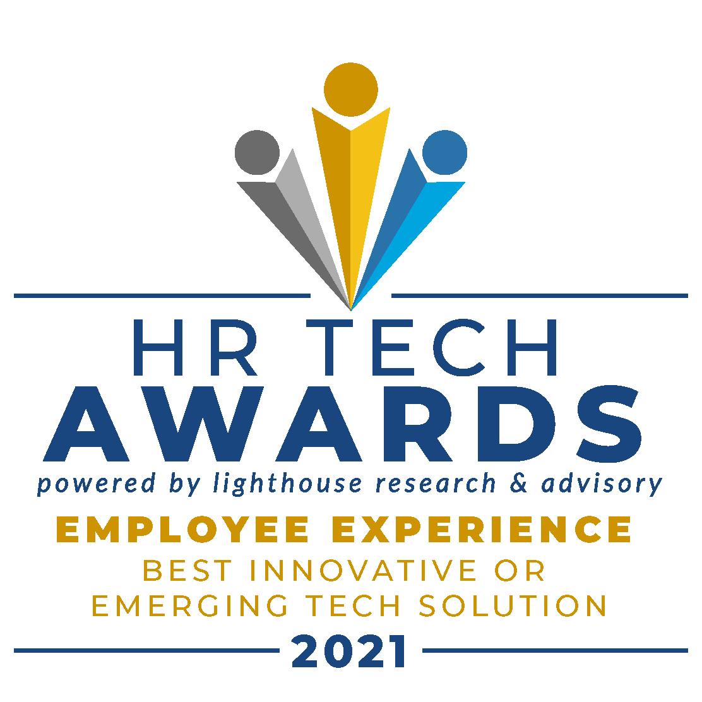 2021 HR Tech Awards L:ogo