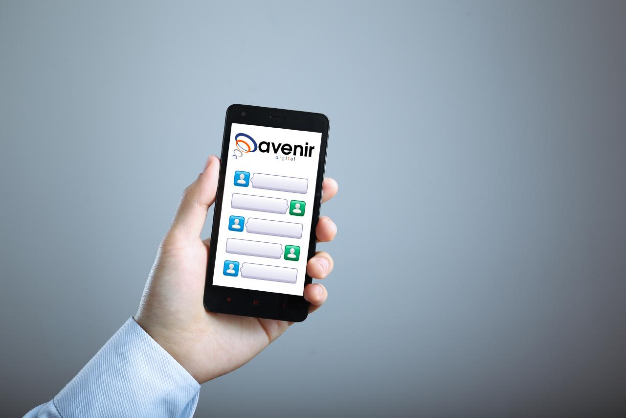 Avenir Digital Chatbot