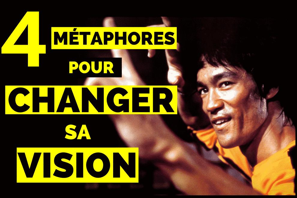 Changer ses croyances – 4 métaphores qui peuvent les changer rapidement