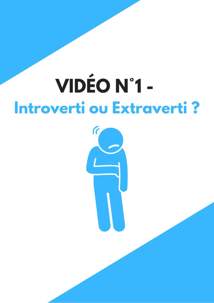 Introverti ou extraverti