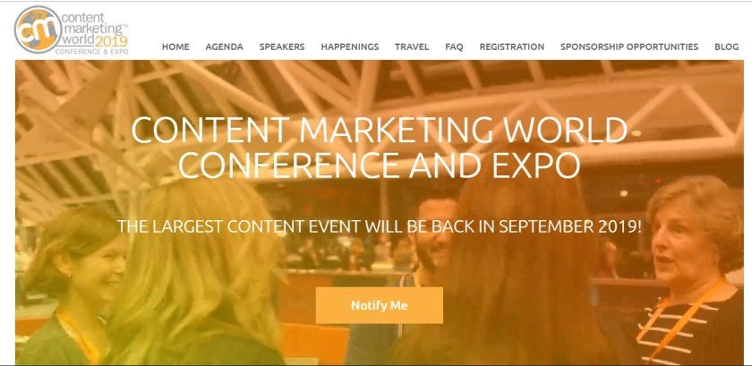 Influence marketing conferences
